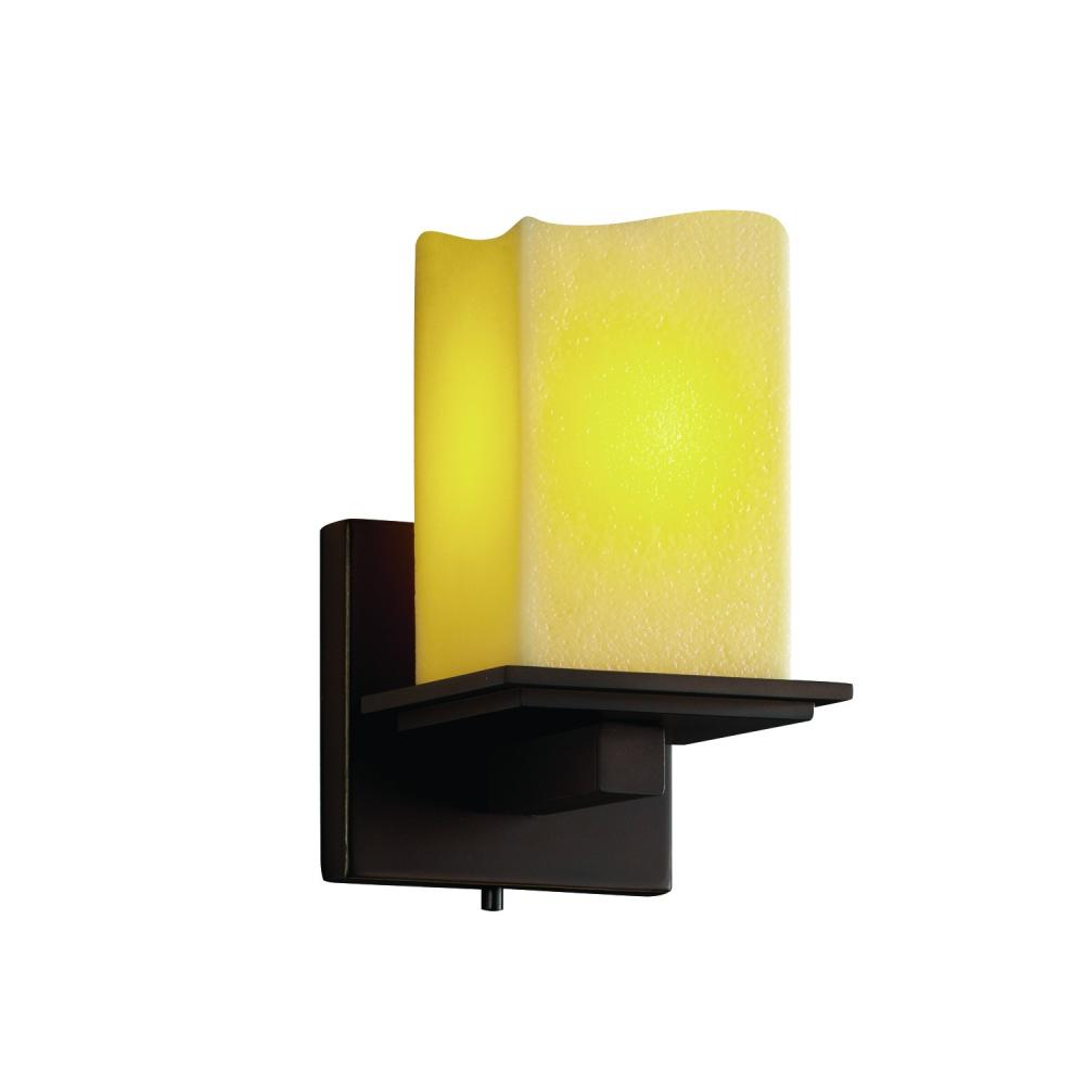 Montana 1-Light Wall Sconce : CNDL-8671-15-AMBR-CROM | Lilli\'s ...