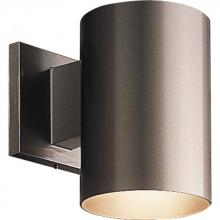 Progress P5674-20/30K - Bronze LED Outdoor Wall Cylinder