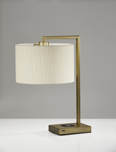 Adesso 4123-21 - Austin AdessoCharge Table Lamp