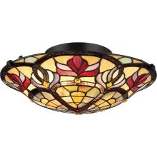 Quoizel TFGD1617VB - Garland Flush Mount