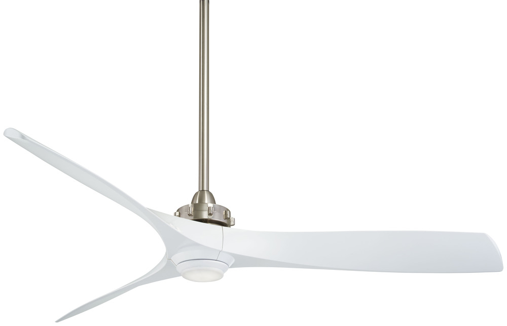 "Aviation LED 60"" - Brushed Nickel/White"
