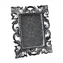 Sterling Industries 93-10044 - Antique White Scrool Picture Frame