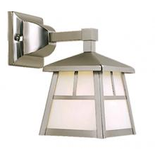 Vaxcel Mission 6/' Outdoor Wall Light Stainless Steel OW14663ST