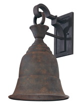 Troy B2363CR - Liberty 1Lt Wall Lantern Large