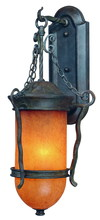 Troy B9851SBZ - Two Light Statuary Bronze Wall Lantern