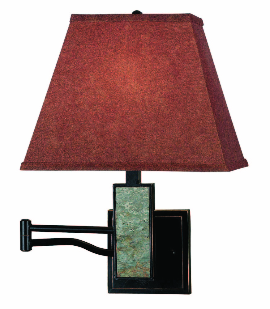 Dakota Wall Swing Arm Lamp