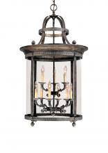 World Imports WI160963 - French Country Influence Hanging Lantern